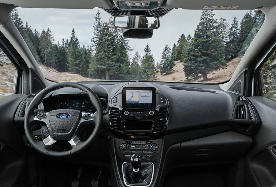 Ford Transit Custom y Tourneo Custom Active
