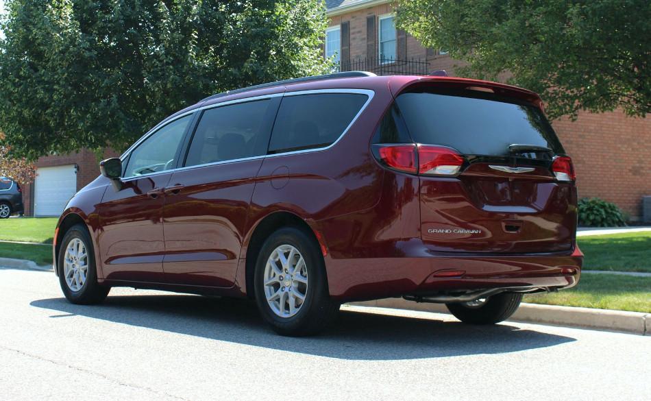 Dodge Grand Caravan 2021