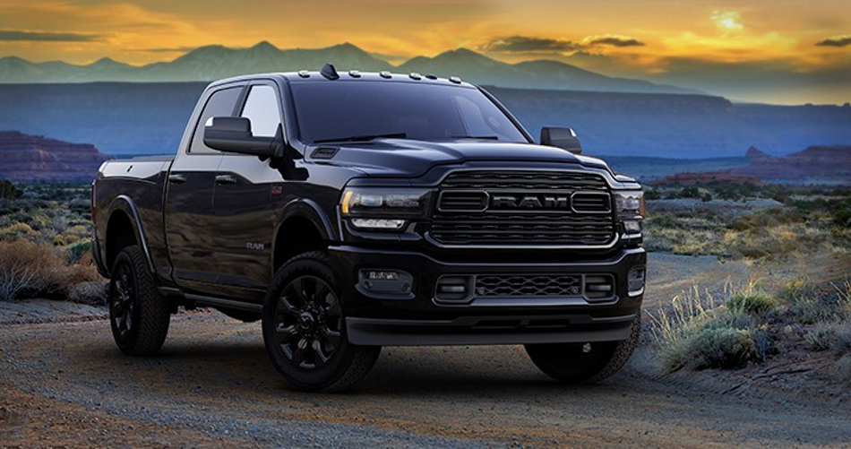 RAM Heavy Duty Limited Black Edition 2020