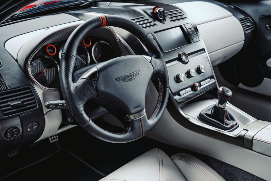 Aston Martin Callum Vanquish 25 de R-Reforged,