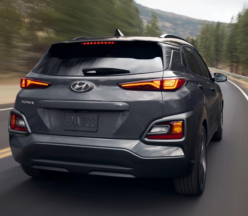 Hyundai Kona Night Edition 2021
