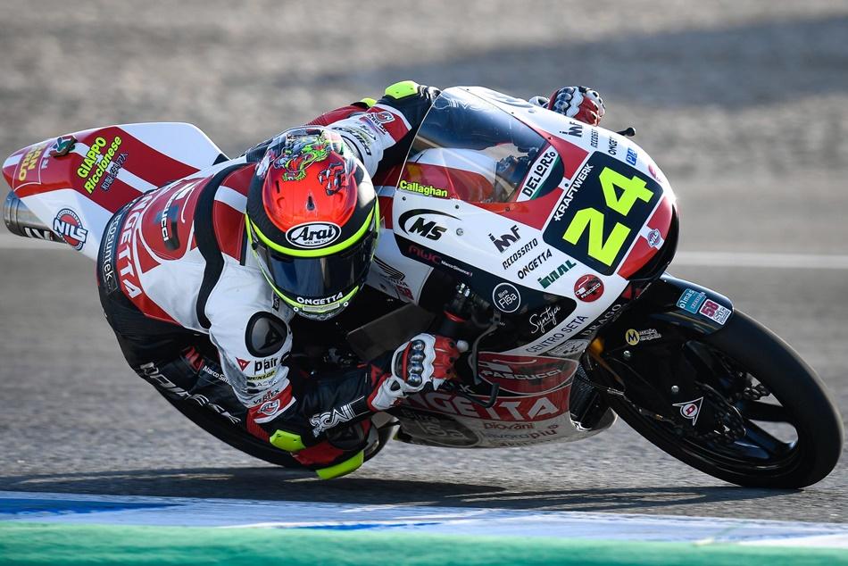 Los protagonistas de Moto3 hablan sobre el sábado de clasificaciones en el Circuito de Jerez