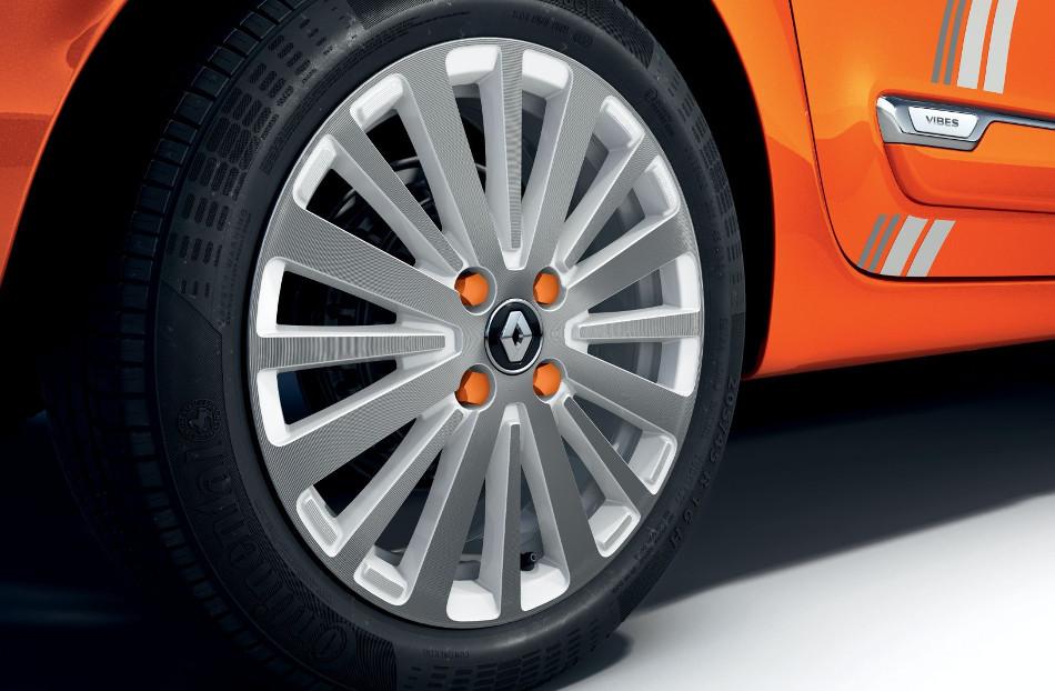 Renault presentó el Twingo Z.E. Vibes
