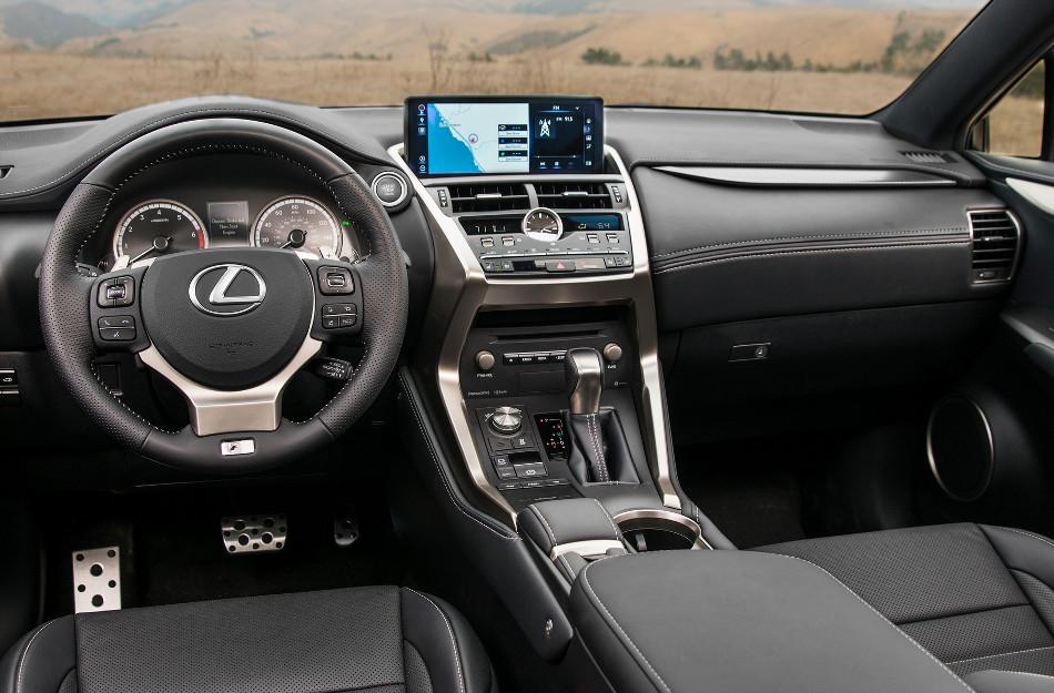 Lexus presentó el nuevo NX 2021