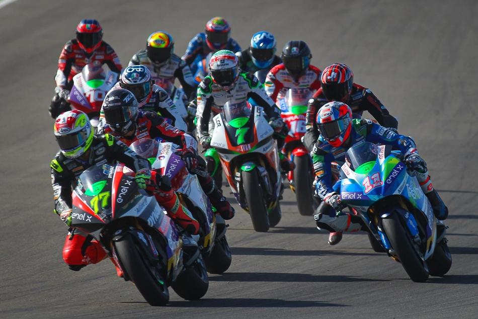 Álex Márquez se marcha de Jerez como el mejor 'rookie'