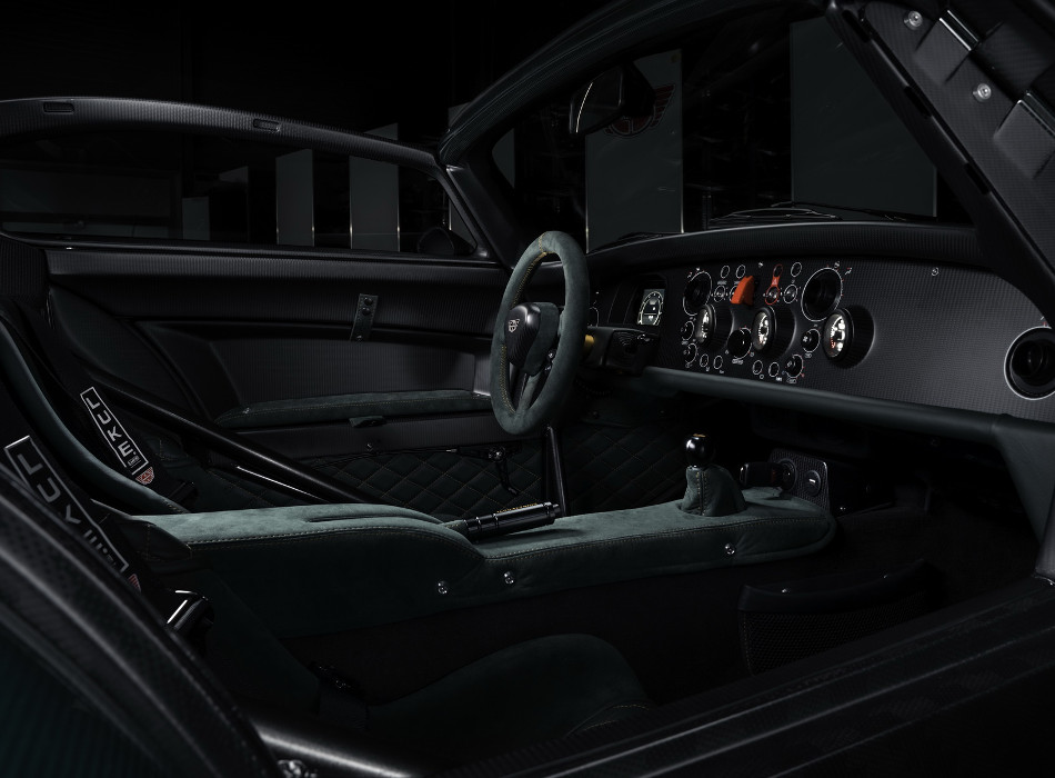 Donkenvoort D8 GTO-JD70 BNCE