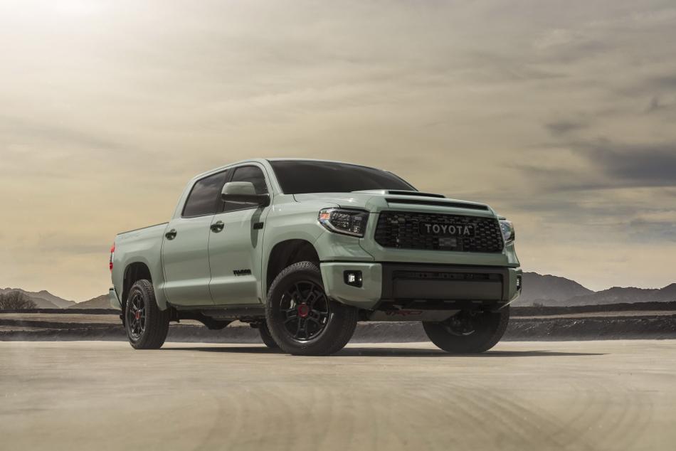 Toyota actualiza la Tundra 2021