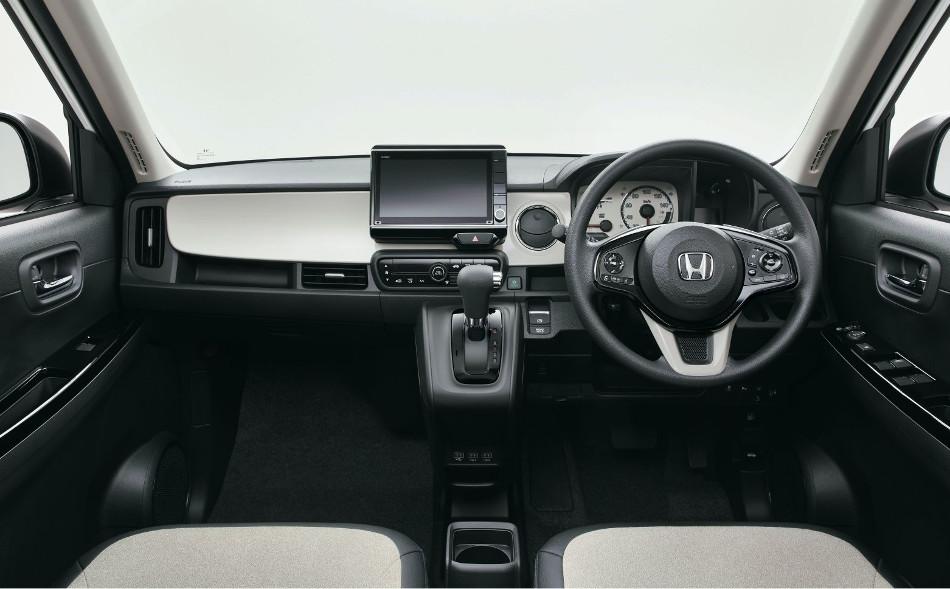 Honda confirmó el N-ONE 2021