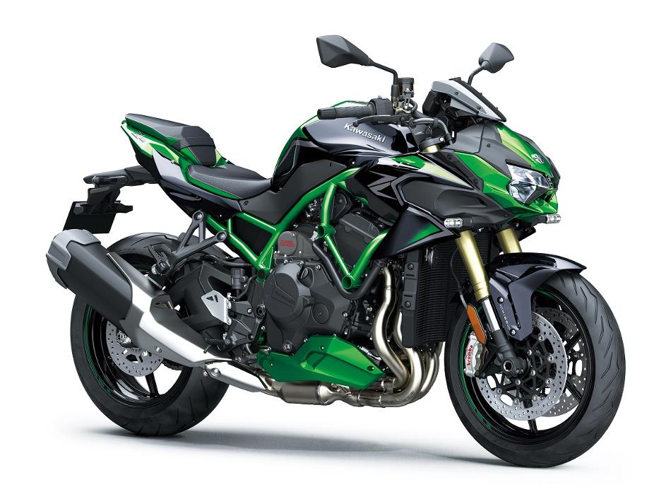 Se renueva la Kawasaki Z H2 SE para 2021
