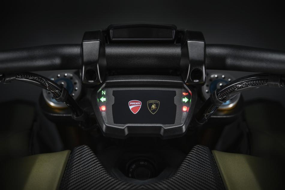 Ducati Diavel 1260 Lamborghini Edition