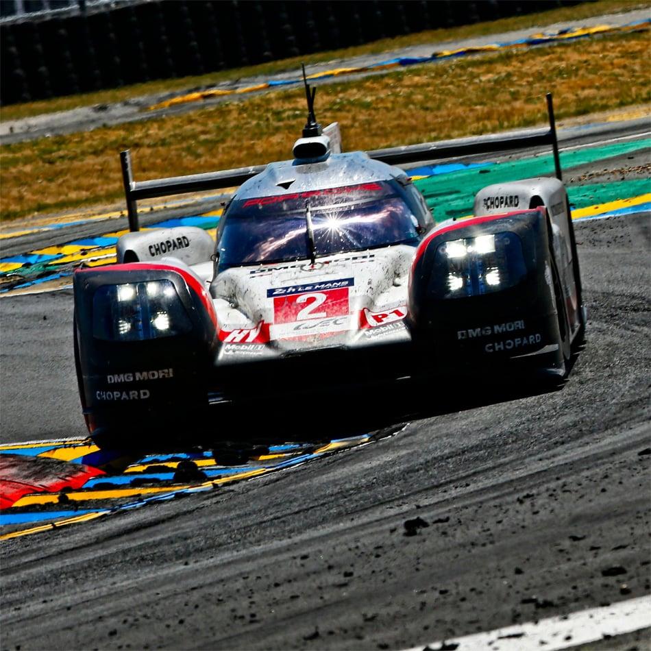 Porsche vuelve a la resistencia con su LMDh