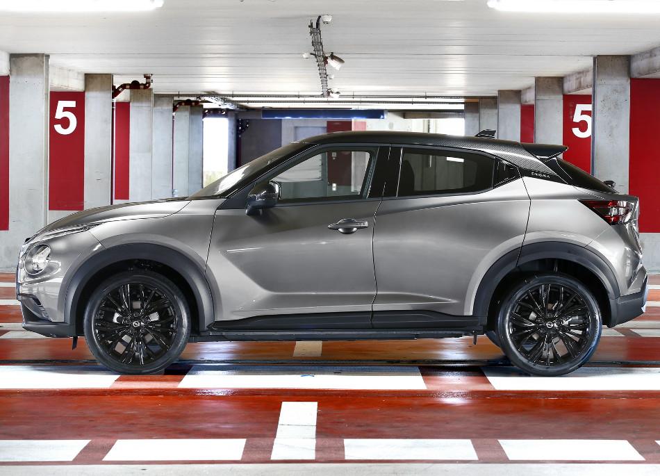 Nissan Juke Enigma 2021 - Motor y Racing
