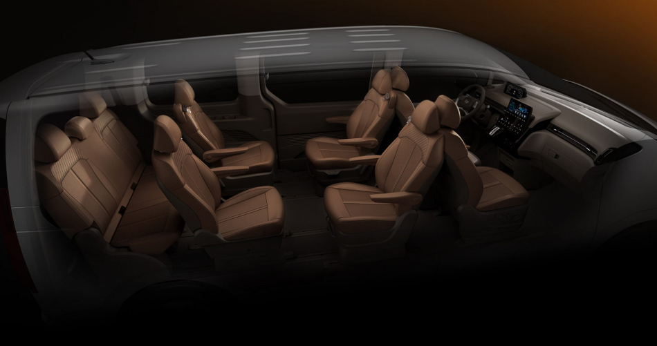 Desvelado el nuevo Hyundai Staria 2021