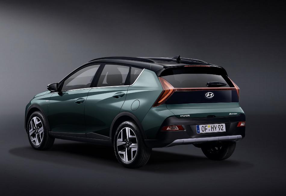 Hyundai presentó el nuevo Bayon 2022