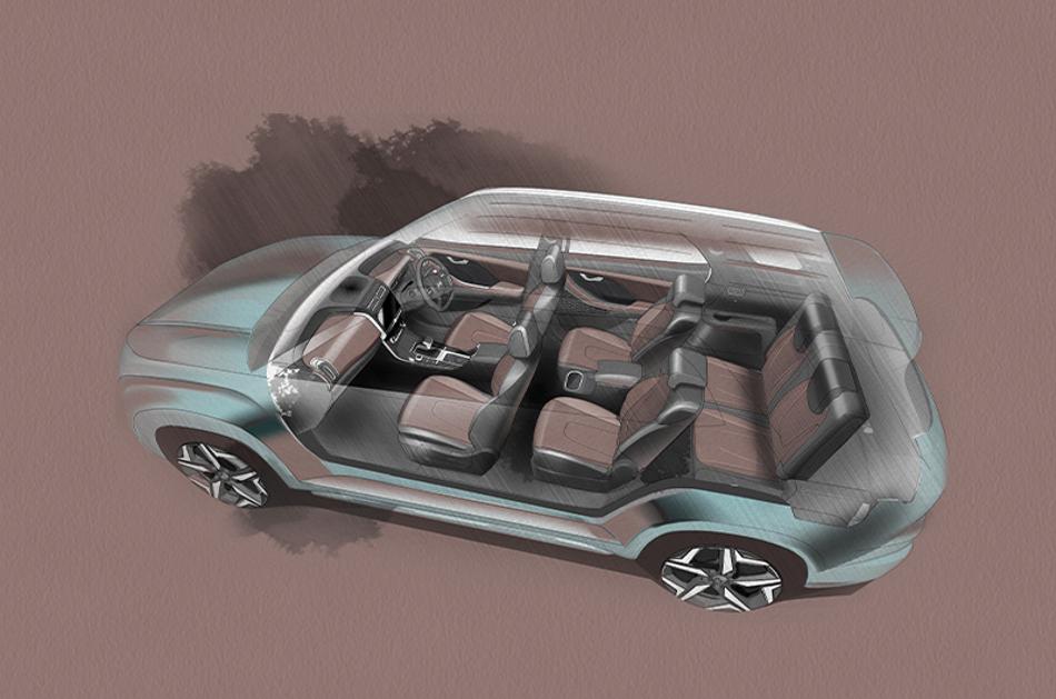 Hyundai presenta el nuevo Alcazar para la India
