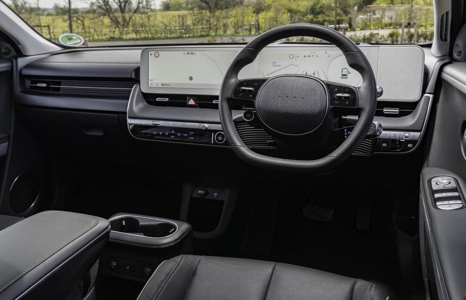 Hyundai mostró el Ioniq 5
