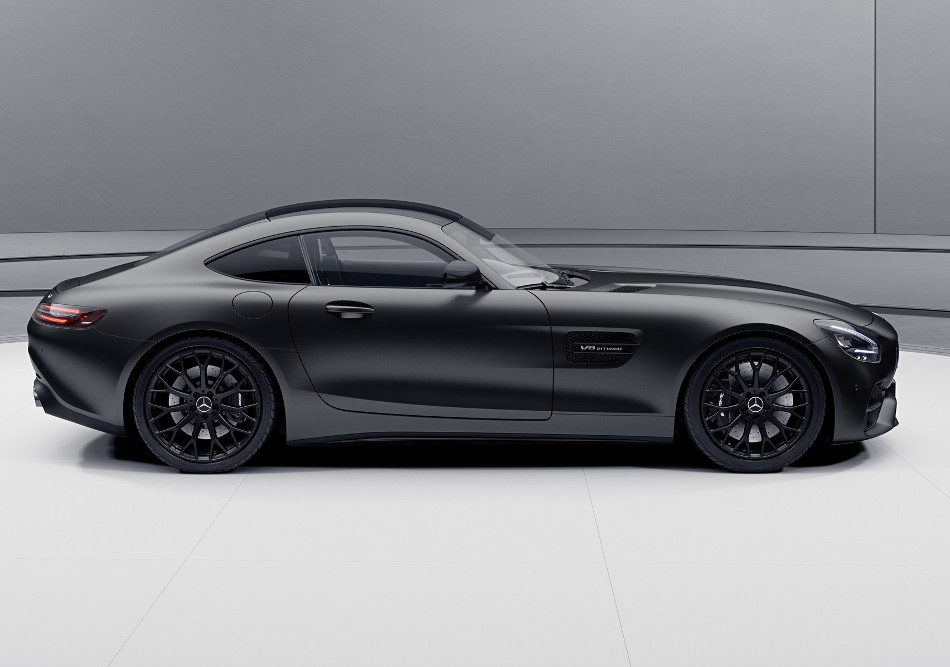 Mercedes-AMG GT Coupe Night Edition 2021