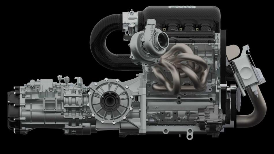Kimera Automobili anunció el EVO37