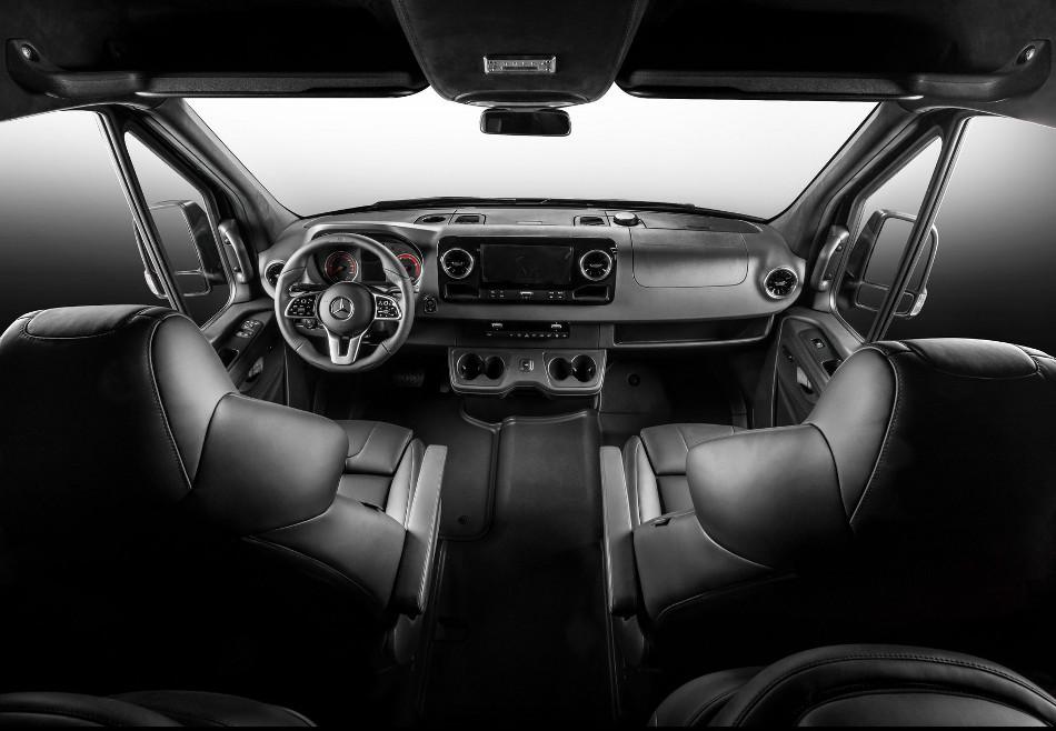 Mercedes-Benz Sprinter by Carlex Design