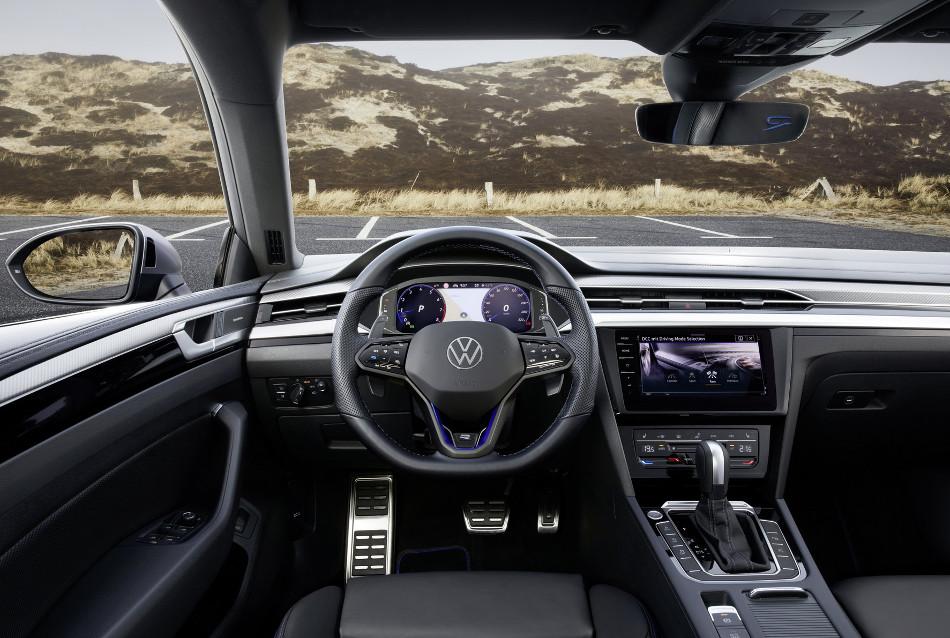 Volkswagen Arteon y Arteon Shooting Brake