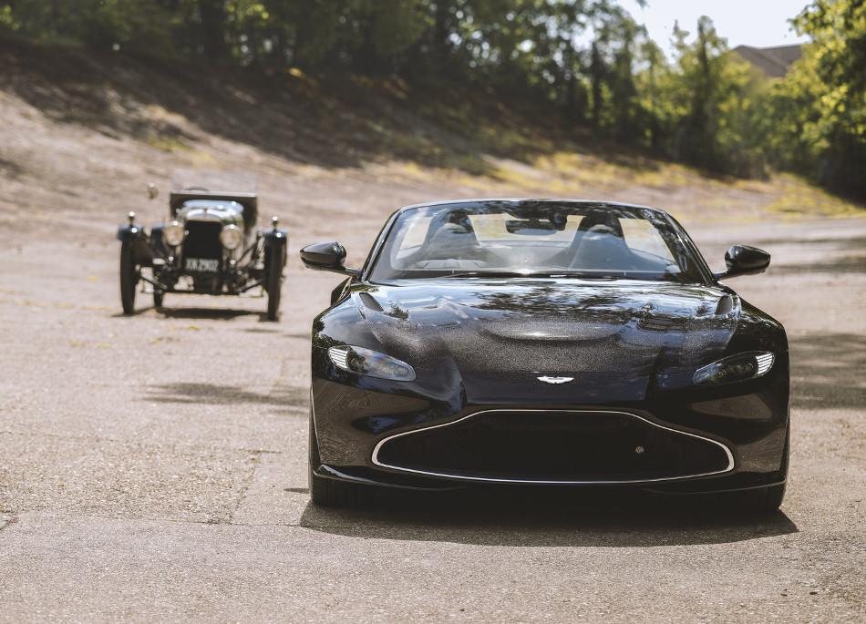 Aston Martin Vantage Roadster edición limitada