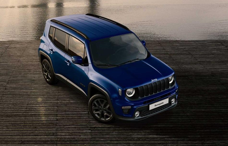 Nuevo Jeep Renegade 2022