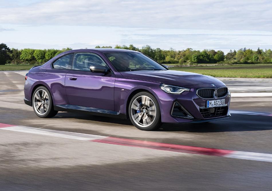 BMW Serie 2 Coupé 2022