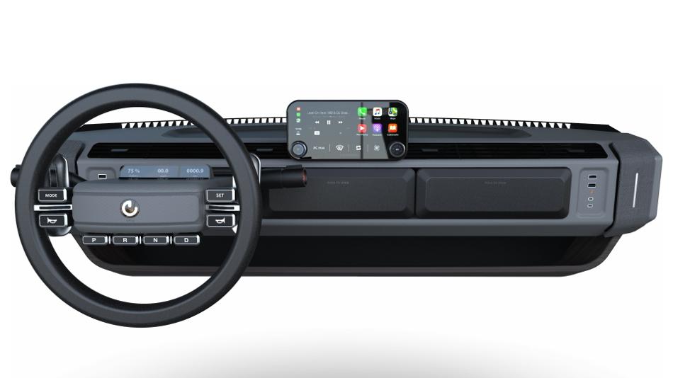 Electric Brands presenta el nuevo XBus