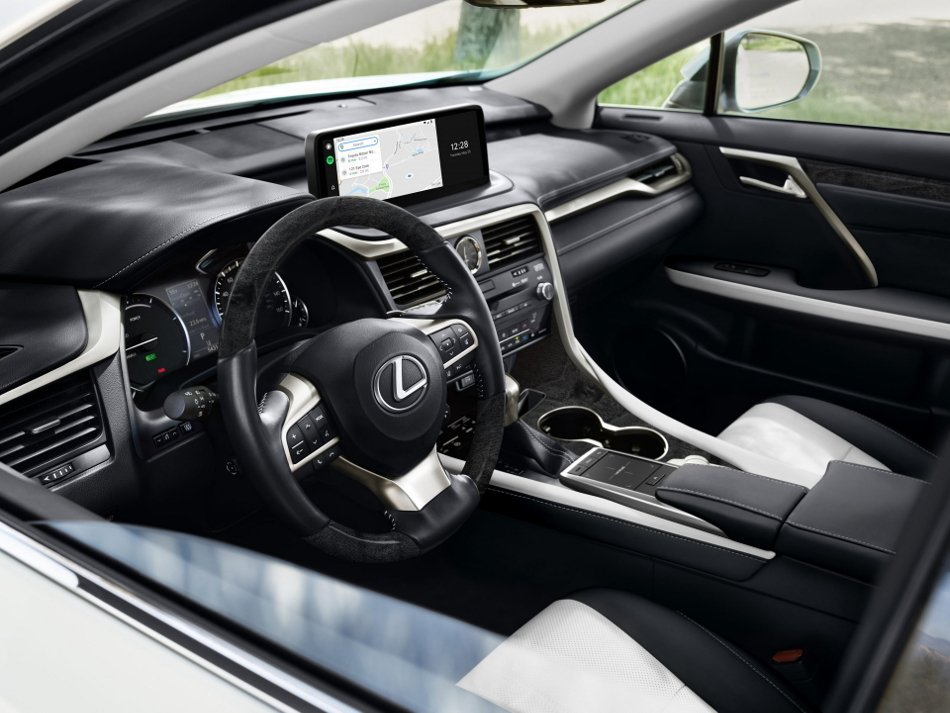Nuevo Lexus RX L Black Line 2022