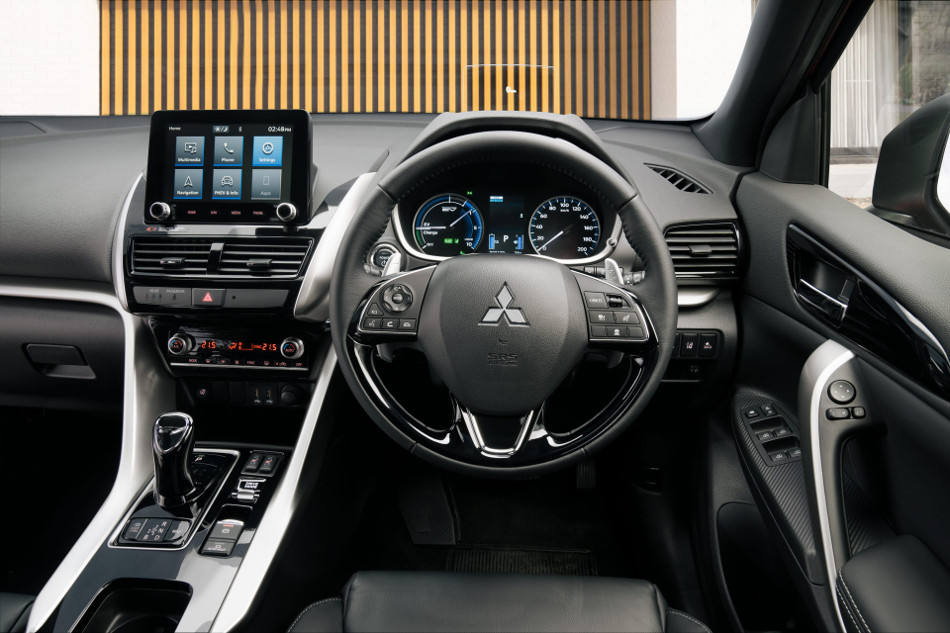 Mitsubishi Eclipse Cross Plug-In Hybrid 2022