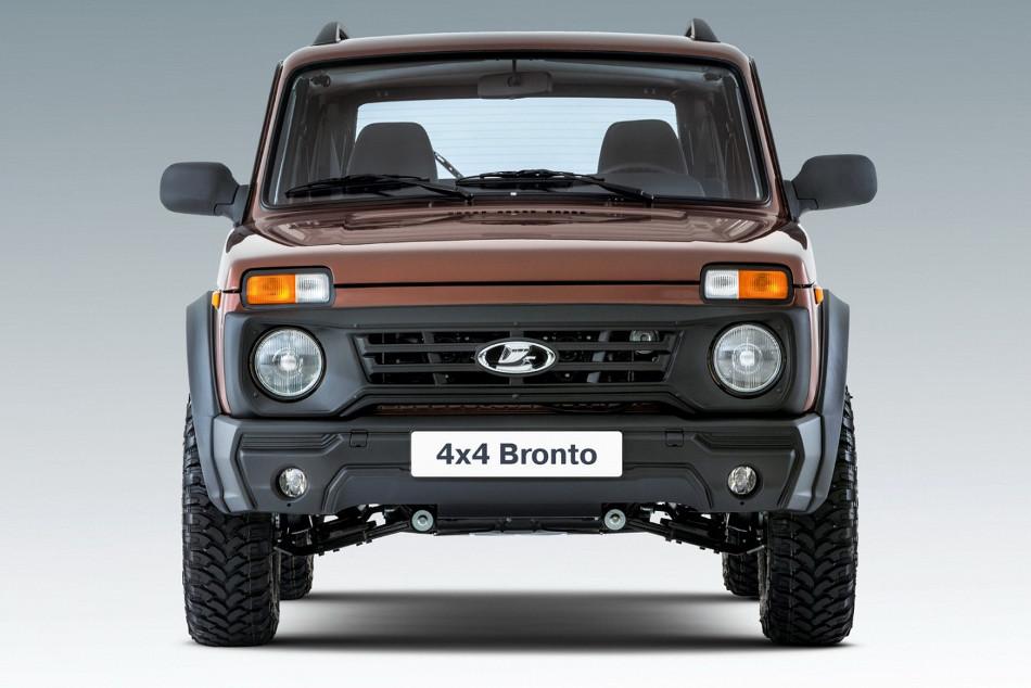 Lada Niva Bronto 2021