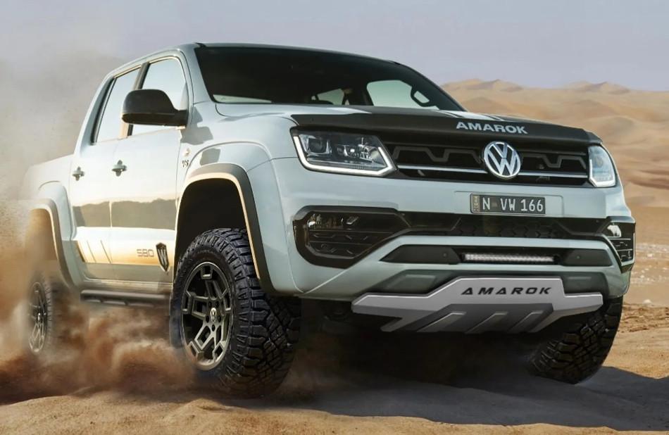 Volkswagen Amarok W580X