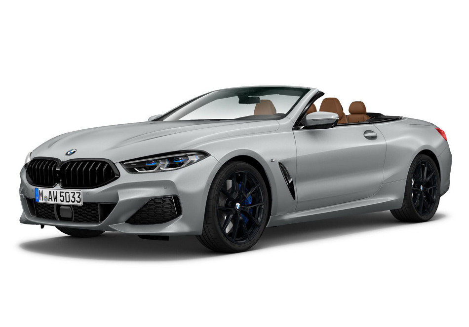 BMW Serie 8 Heritage Edition
