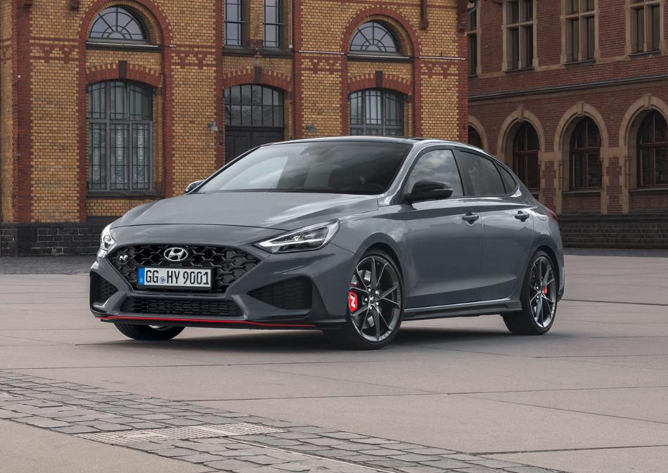 Hyundai i30 Fastback N Limited Edition 2021
