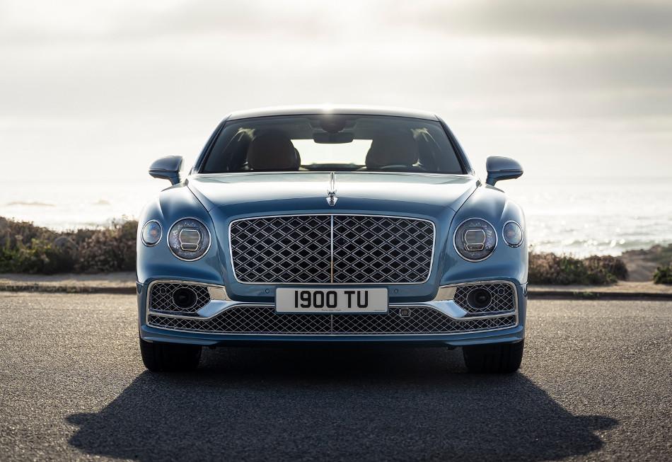 Bentley presentó el nuevo Flying Spur Mulliner