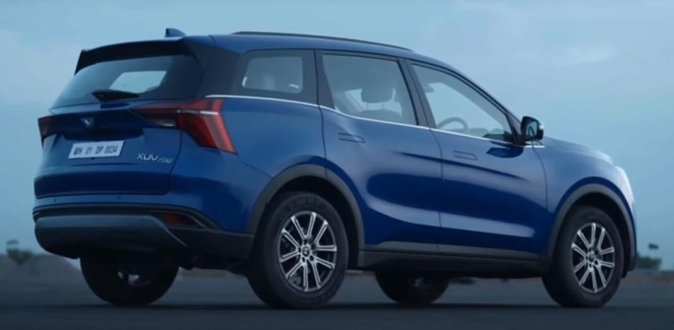 Mahindra renueva su logo y presenta el nuevo XUV700