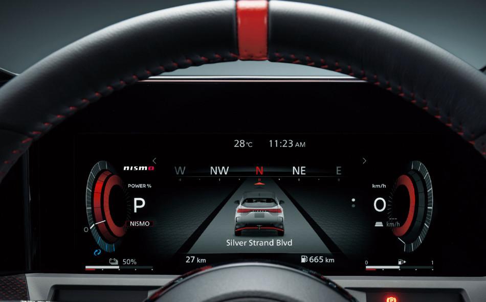 Nissan Note Aura Nismo 2022