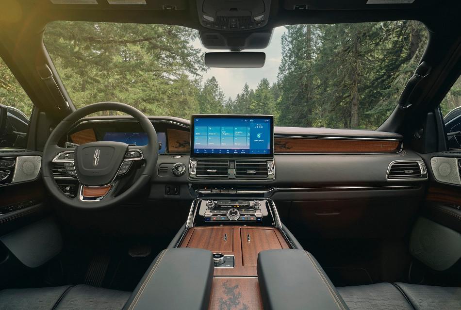 Lincoln y su nuevo Navegador 2022