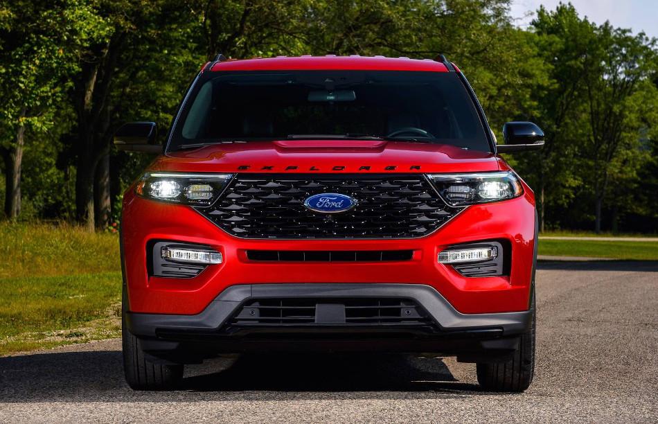 Nueva Ford Explorer 2022