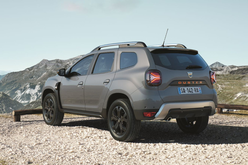 Dacia Duster Extreme Limited Edition