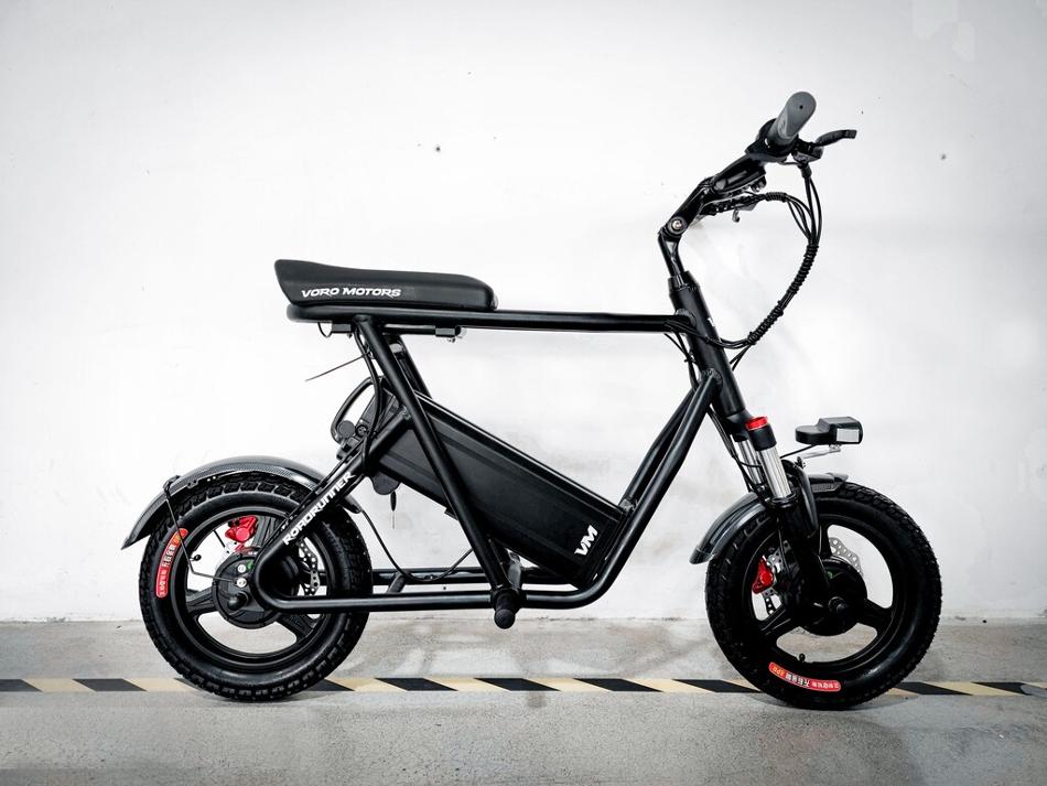 Voro Motors presenta el nuevo RoadRunner