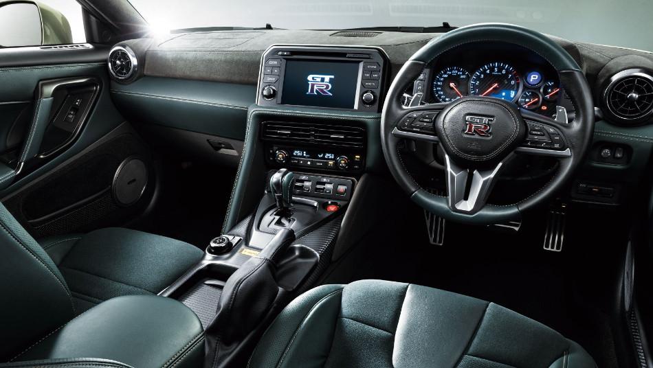 Nissan actualiza la serie GT-R 2022