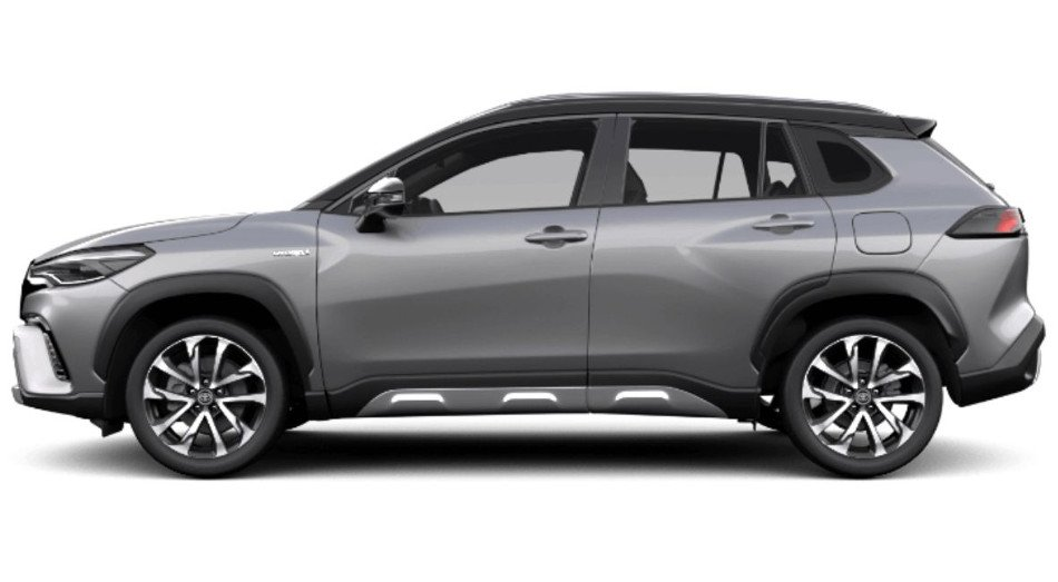 Toyota Corolla Cross GR Sport