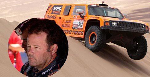 "Robby Gordon: ""Los Mini X-Raid son coches para señoritas"""