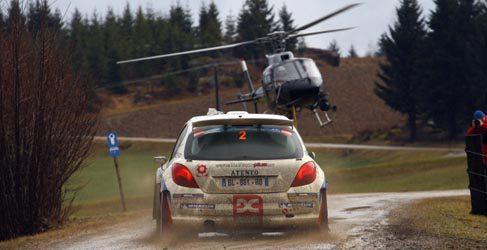 Así queda el ERC tras la disputa del Jänner Rally