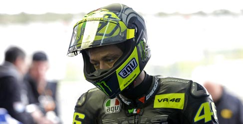 Valentino Rossi seguirá siendo asesor de Bridgestone
