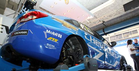 Más potencia y aerodinámica para el WTCC en 2014