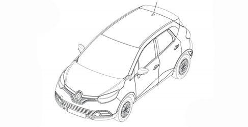 El nuevo Renault Captur será desvelado mañana