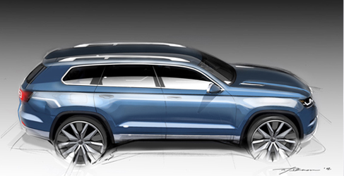 Volkswagen presentará un SUV de siete plazas para el mercado estadounidense