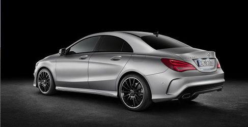 Nuevo Mercedes-Benz CLA
